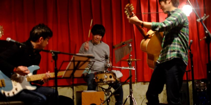 『Hitoshi Arai Acoustic Band Set』開催のお知らせ
